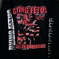 Dying Fetus - TShirt or Longsleeve - Dying Fetus - Killing Adrenaline Brutal Summer Tour