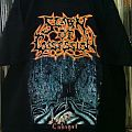 Spawn Of Possession - TShirt or Longsleeve - SPAWN OF POSSESSION - Cabinet Bloodletting North America Tour