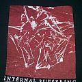 Internal Suffering - TShirt or Longsleeve - INTERNAL SUFFERING - Trails Unto The Gathering Of The Sick Tour