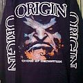 Origin - TShirt or Longsleeve - ORIGIN -  European Decimation Tour 2007