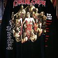 Cannibal Corpse - TShirt or Longsleeve - Cannibal Corpse - The Bleeding Easter Festivals Tour'94