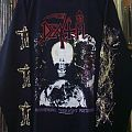 Death - TShirt or Longsleeve - DEATH - Individual Thought Patterns US Tour'93
