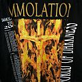 Immolation - TShirt or Longsleeve - Immolation - Close To A World Below US Tour 2001