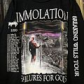 Immolation - TShirt or Longsleeve - Immolation - Failures For Gods Breaking Wills Tour 2000