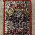 Black Sabbath - Patch - Black Sabbath - Glitter patch