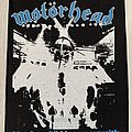 Motörhead / No Sleep 'til Hammersmith - 80' backpatch
