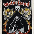 Motörhead / Ace of Spades - 80' backpatch