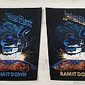 Judas Priest / Ram It Down Backpatches