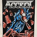 Accept / Balls To The Wall Backpatch
