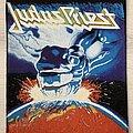Judas Priest / Ram it Down Backpatch