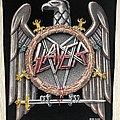Slayer / Season In The Abbys - 1990 Brockum Backpatch