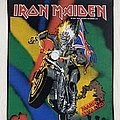 Iron Maiden - Patch - Iron Maiden / Maiden England - 1989 Holdings Ltd