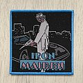 Iron Maiden - Patch - Iron Maiden / Vice is Nice - Bootleg patch