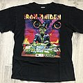 Iron Maiden / The Angel And The Gambler - 1998 Virtual XI TShirt or Longsleeve