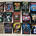 Accept - Patch - Backpatches 4 You! 80's and 90's stuff!