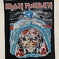 Iron Maiden - Patch - Iron Maiden / Aces High - 1984 Holdings Ltd Backpatch