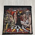 Iron Maiden - Patch - Iron Maiden / Dance Of Death - Woven patch 2003 Holdings Ltd