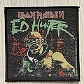 Iron Maiden - Patch - Iron Maiden / Ed Hunter - 1999 patch