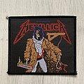 Metallica - Patch - Metallica / The Unforgiven - 1993 patch