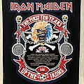Iron Maiden / The First Teen Years - 1990 IM Holdings LTD Backpatch