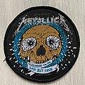 Metallica - Patch - Metallica / Sad But True - 1992 patch