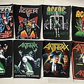 Accept - Patch - Backpatches for You! 80's and 90's stuff