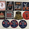 AC/DC - Patch - AC/DC - 80's and 90's woven patches