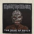 Iron Maiden - Patch - Iron Maiden / The Book of Souls - 2015 patch