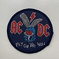 AC/DC - Patch - AC/DC - Fly On The Wall patch