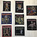 Iron Maiden / 80's woven patches