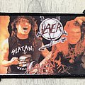 Slayer / Haunting The Chapel Logo - Photo Patch