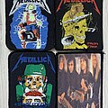 Metallica - Patch - Metallica patches for  fuckenscooter02