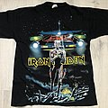 Iron Maiden /  Somewhere on Tour - Metal Wear Collection TShirt or Longsleeve