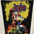 Dio - Patch - DIO / Warrior Backpatch