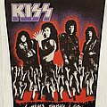 Kiss - Patch - KISS / Smashes, Thrashes and Hits - Backpatch