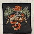 Metallica - Patch - Metallica / Wherever I May Roam - 1993 patch