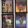 Iron Maiden - Patch - Iron Maiden - photo patches