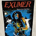 Exumer - Patch - Exumer / Rising From The Sea - 80's backpatch