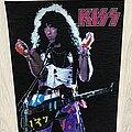Kiss - Patch - KISS / Paul Stanley - 1988 Razamataz backpatch