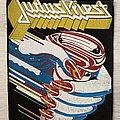Judas Priest / Turbo Backpatch