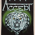 Accept / I'm A Rebell - Backpatch