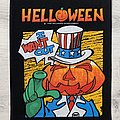 Helloween - Patch - Helloween / I Want Out - 1988 Back Patch