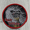 Iron Maiden - Patch - Iron Maiden / Live After Death - 80s patch