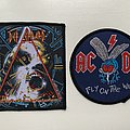 Def Leppard - Patch - AC/DC and Def Leppard patch