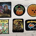 Helloween - Patch - Helloween - 1989 Small Patches