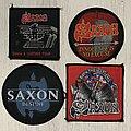 Saxon - Patch - Saxon - 80's woven patches