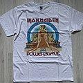 Iron Maiden - TShirt or Longsleeve - Iron Maiden / Powerslave - World Slavery Tour  tshirt - 2019 print