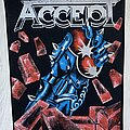 Accept - Patch - Accept - Balls to the Wall backpatch