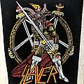 Slayer / Show No Mercy - 80's Backpatch