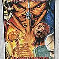Broken Bones - Patch - Broken Bones / Losing Control - 1990 Razamataz Backpatch